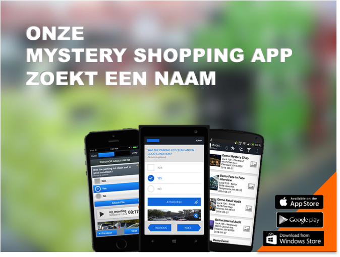 mystery shopping app iphone android windows multi value