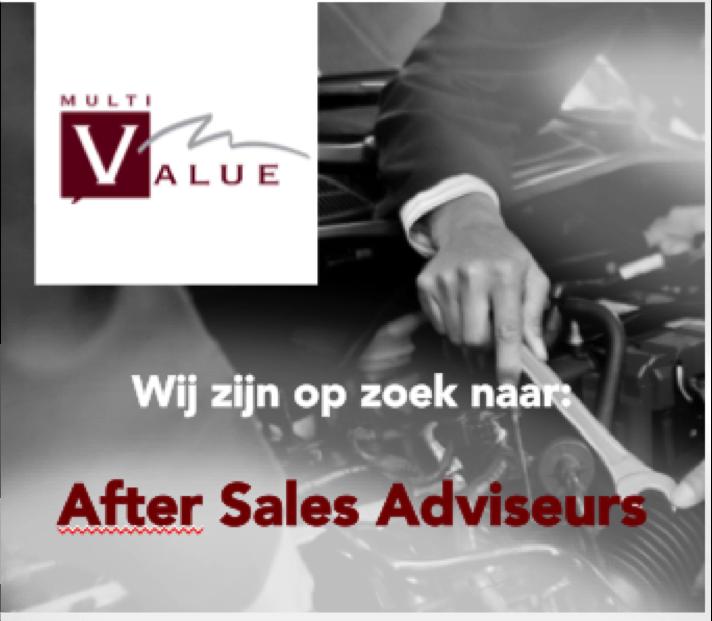 after sales adviseurs
